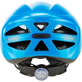 ABUS Hubble 1.1 Helm Kinder shiny blue